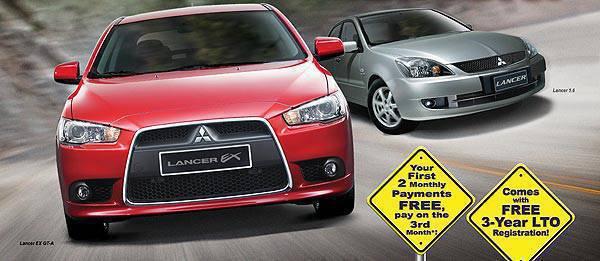 TopGear.com.ph Philippine Car News - Mitsubishi promo: Have a very merry EXmas