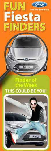 TopGear.com.ph Philippine Car News - 5 steps to owning a digital camera by enjoying the new Ford Fiesta