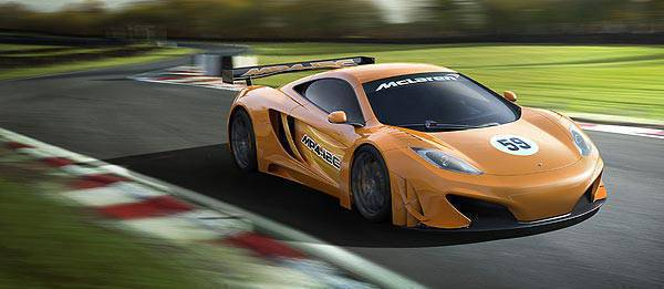 TopGear.com.ph Philippine Car News - McLaren confirms MP4-12C to go racing