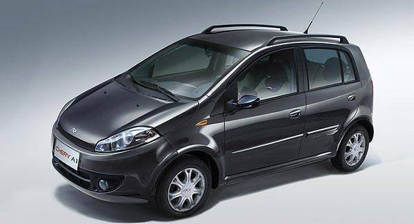 TopGear.com.ph Philippine Car News - Chery Iseway to put up assembly plant in the country