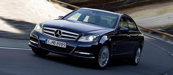 TopGear.com.ph Philippine Car News - Mercedes-Benz C-Class gets minor facelift, significant engine upgrades