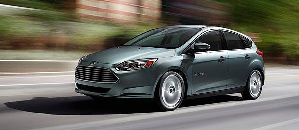 TopGear.com.ph Philippine Car News - Ford reveals all-electric Focus