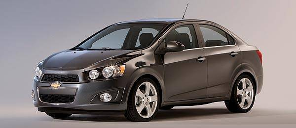 TopGear.com.ph Philippine Car News - NAIAS 2011: Chevrolet shows off Sonic/Aveo sedan