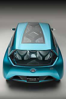 TopGear.com.ph Car News - Toyota Prius c Concept