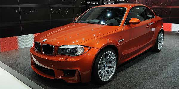 TopGear.com.ph Car News - BMW 1-Series M Coupe