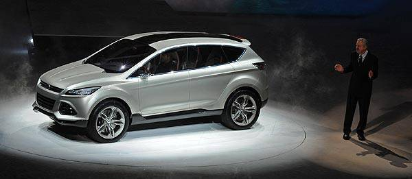TopGear.com.ph Philippine Car News - NAIAS 2011: Ford shows off compact SUV concept