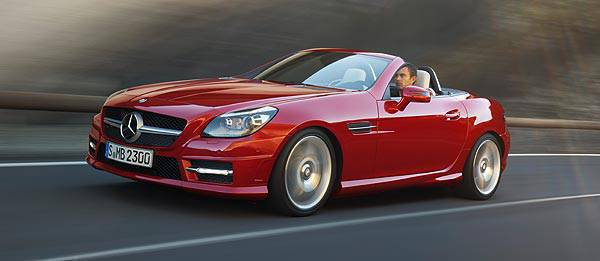 TopGear.com.ph Philippine Car News - Mercedes-Benz reveals all-new SLK