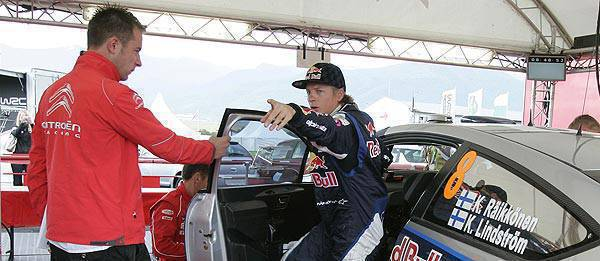 TopGear.com.ph Philippine Car News - Raikkonen to form own rally team