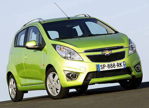 TopGear.com.ph Philippine Car News - Chevrolet Spark