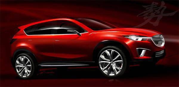 TopGear Philippines - Car News - Mazda Minagi Concept