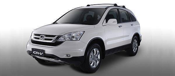 TopGear.com.ph Philippine Car News - Honda spruces up CR-V with Modulo Sports Plus Edition