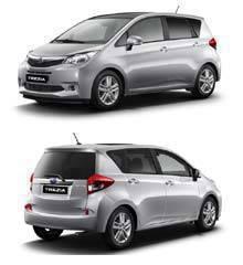 TopGear.com.ph Car News - Subaru Trezia