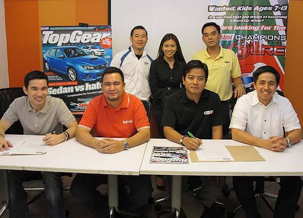TopGear.com.ph Philippine Car News - Champions of the Future