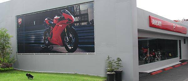 TopGear.com.ph Philippine Car News - Ducati Philippines opens dealership in Makati