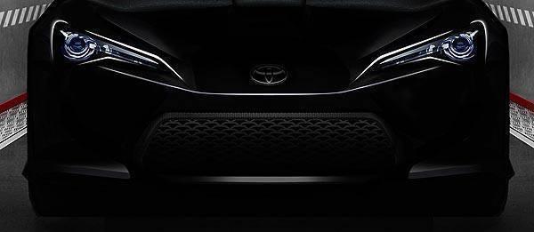 TopGear.com.ph Philippine Car News - Geneva Motor Show preview: Toyota FT-86 II Concept