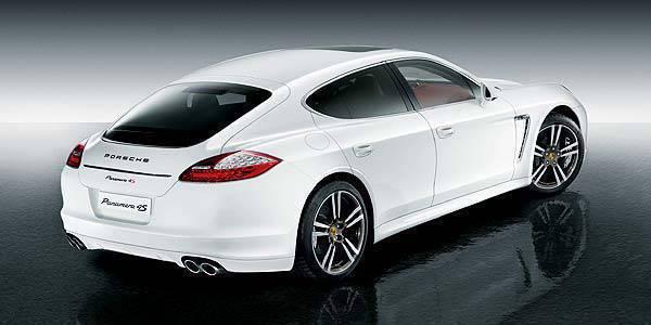 TopGear.com.ph Car News - Porsche Panamera Middle East edition