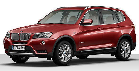 TopGear.com.ph Philippine Car News - BMW X3
