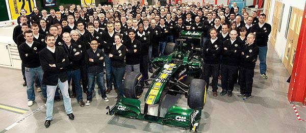 TopGear.com.ph Philippine Car News - 2011 Formula 1: Team Lotus unveils T128