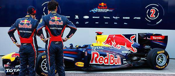 TopGear.com.ph Philippine Car News - 2011 Formula 1: Red Bull reveals RB7