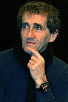 TopGear.com.ph Philippine Car News - TAG Heuer signs up four-time F1 champ Alain Prost