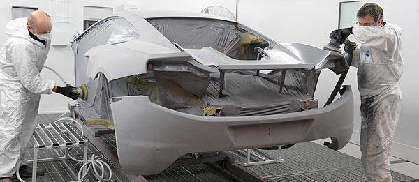 TopGear.com.ph Philippine Car News - McLaren MP4-12C goes into production