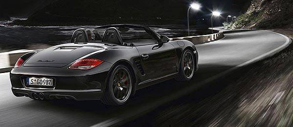 TopGear.com.ph Philippine Car News - Porsche reveals limited-edition Boxster S Black Edition