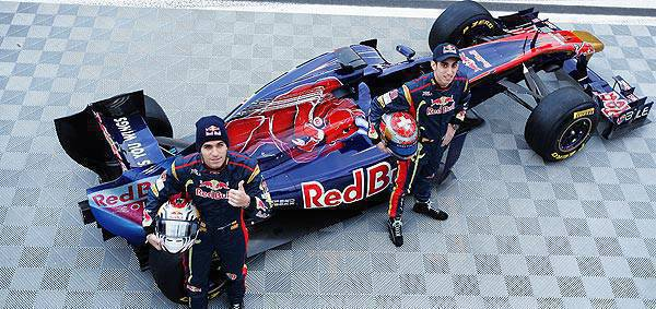 TopGear.com.ph Philippine Car News - 2011 Formula 1: Toro Rosso launches STR6