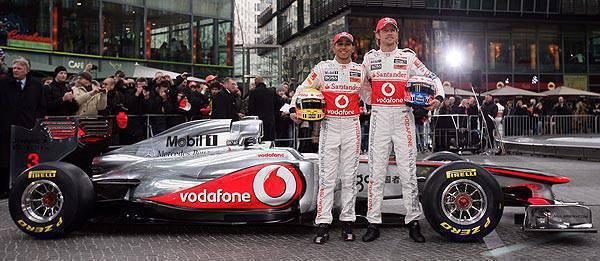 TopGear.com.ph Philippine Car News - 2011 Formula 1: McLaren launches MP4-26