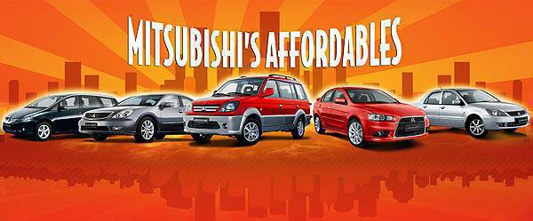 TopGear.com.ph Philippine Car News - Mitsubishi promo: More affordable