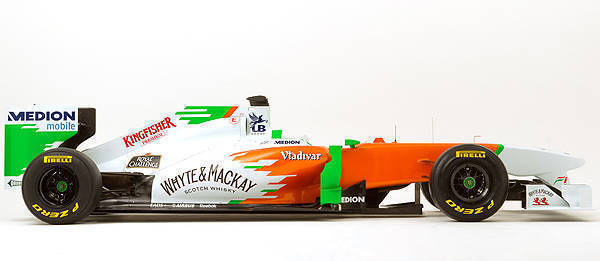 TopGear.com.ph Philippine Car News - 2011 Formula 1: Force India unveil VJM04
