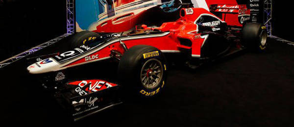 TopGear.com.ph Philippine Car News - 2011 Formula 1: Marussia Virgin Racing introduce MVR-02