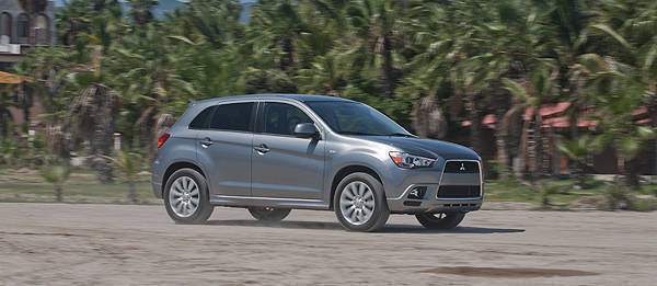 TopGear.com.ph Philippine Car News - Mitsubishi to produce ASX in the USA by 2012