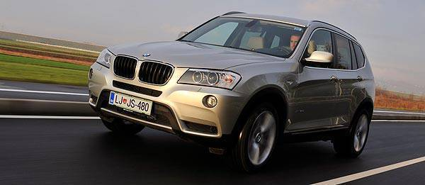 TopGear.com.ph Philippine Car News - Asian Carmakers's initial stock of all-new BMW X3 all sold out