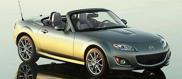 TopGear.com.ph Philippine Car News - Chicago Auto Show: Mazda unveils MX-5 Special Edition