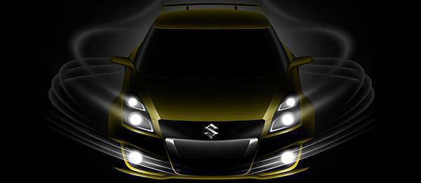 TopGear.com.ph Philippine Car News - Geneva Motor Show preview: Suzuki Swift S-Concept