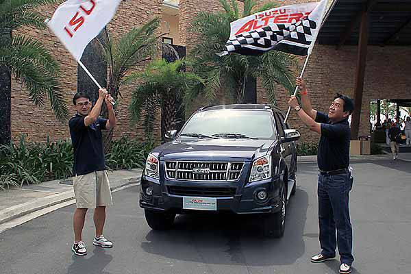 TopGear.com.ph Philippine Car News - Isuzu Alterra