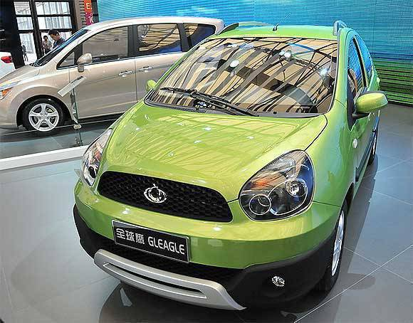 TopGear.com.ph - Gleagle from Geely