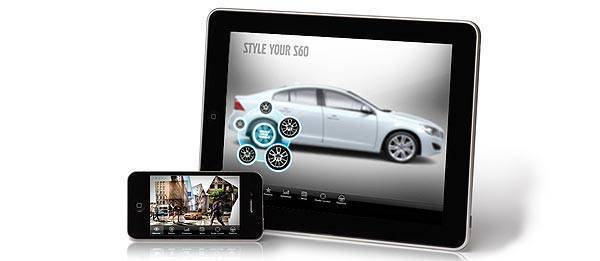 TopGear.com.ph Philippine Car News - Volvo launches S60 app for iPhone, iPad