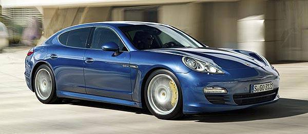 TopGear.com.ph Philippine Car News - Geneva Motor Show preview: Porsche Panamera S Hybrid