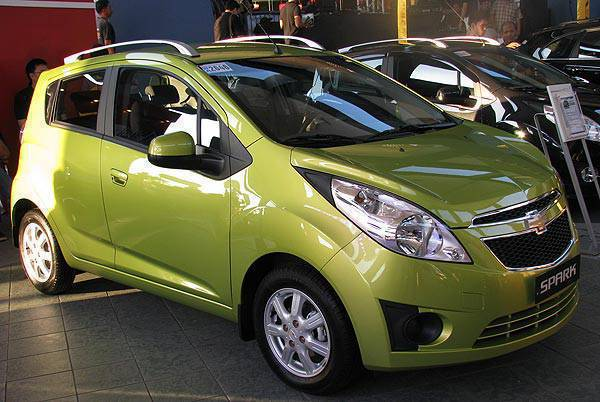 TopGear.com.ph Philippine Car News - Chevrolet Philippines launches all-new Spark