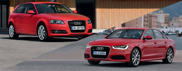 TopGear.com.ph Car News - Audi A3 and A6