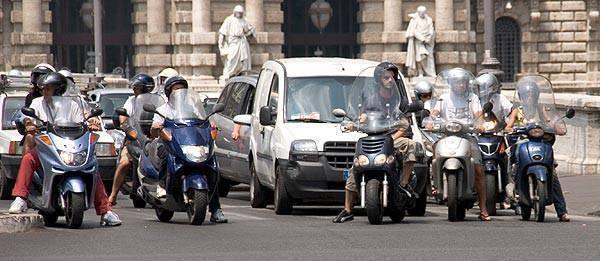 TopGear.com.ph Philippine Car News - Solon slams helmet ban in West Bicutan