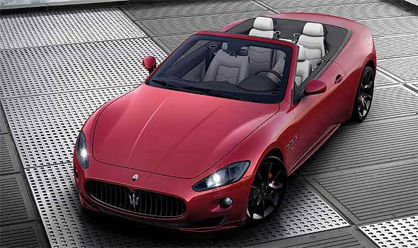 TopGear.com.ph Car News - Maserati GranCabrio Sport