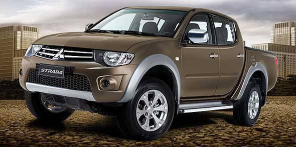 TopGear.com.ph Philippine Car News - Mitsubishi Strada