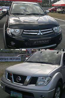 TopGear.com.ph Philippine Car News - Strada vs Navara