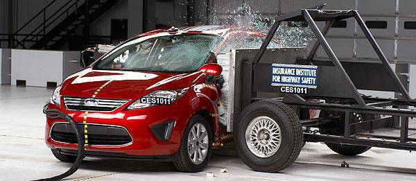TopGear.com.ph Philippine Car News - Ford Fiesta first car in its class to top safety ratings in world's largest car markets