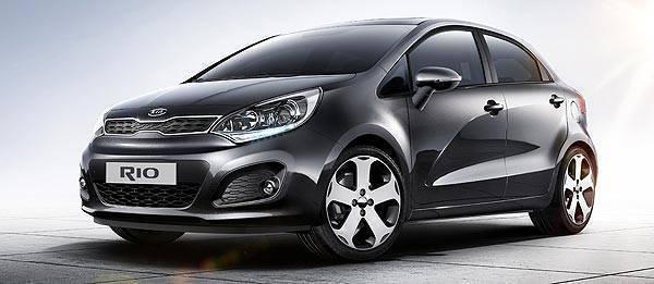 TopGear.com.ph Philippine Car News - Geneva Motor Show: A larger Kia Rio