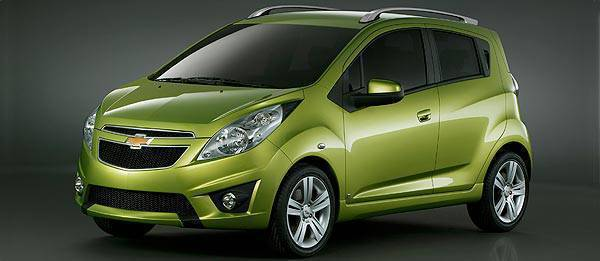 TopGear.com.ph Philippine Car News - Chevrolet Philippines bullish on all-new Spark's sales