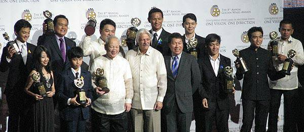 TopGear.com.ph Philippine Car News - 8th Golden Wheel Awards' Driver of the Year is...