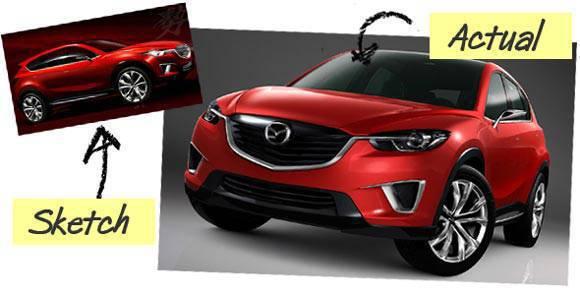 TopGear.com.ph Car News - Geneva Motor Show: Mazda Minagi